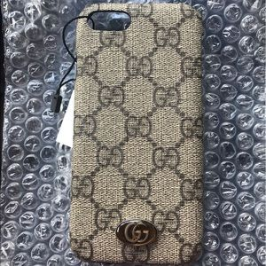 Authentic Gucci iPhone 8 Case